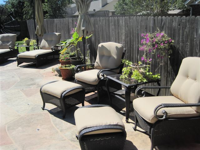 hampton bay kampar outdoor furniture replacement cushions patios