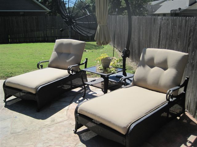 Customer Photos Martha Stewart Replacement Cushions