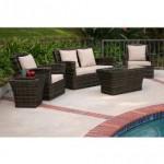 Outdoor Patio Maui 5-pc. Lounge Set