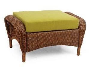 Martha Stewart Living Charlottetown Ottoman Cushions