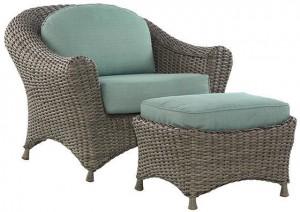 Martha Stewart Living Lake Adela Club Chair Replacement Cushions
