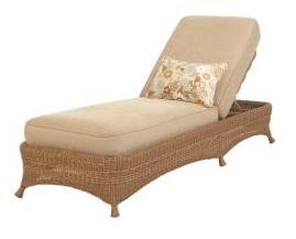 Martha Stewart Living Lily Bay Chaise Lounge Cushions