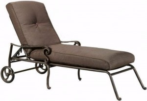 Martha Stewart Living Miramar Chaise Lounge Replacement Cushions