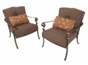 Martha Stewart Living Miramar Lounge Chair Replacement Cushions