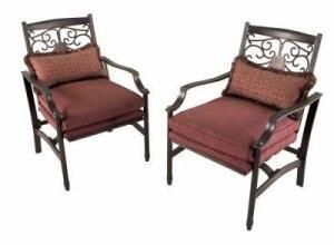 Martha Stewart Living Palamos Club Chair Cushions