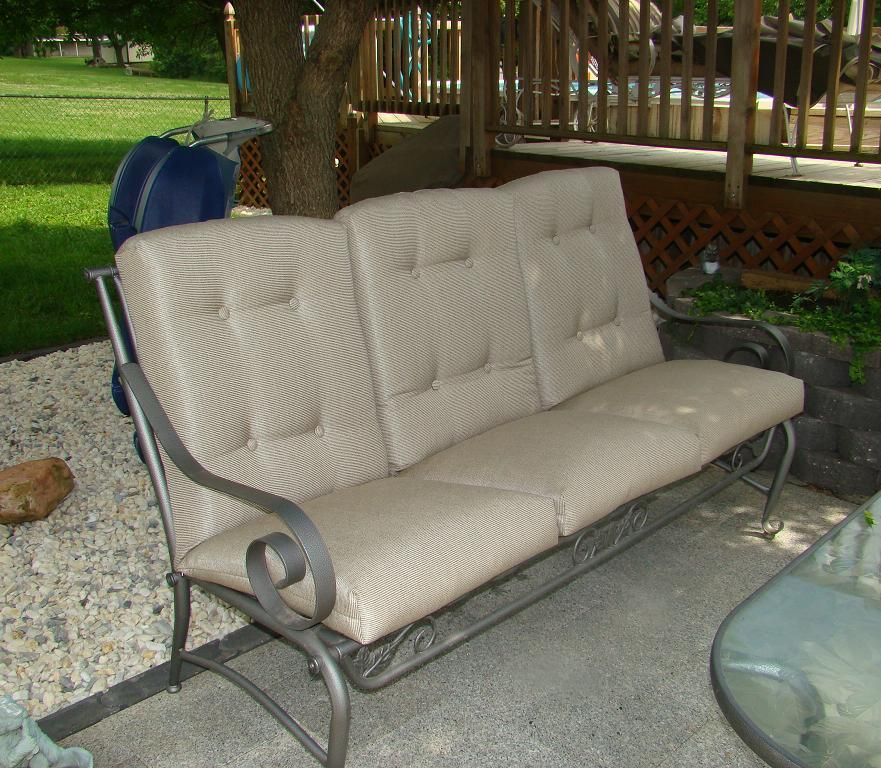Martha stewart everyday victoria patio furniture Replacement cushions for patio furniture